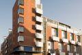 Sean Harrington Architects-York street housing mercer and york street elevation afternoon light