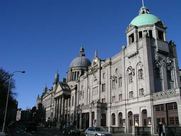 His Majesty's Theatre, Aberdeen